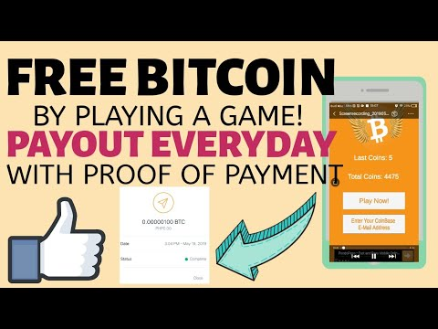 FREE BITCOIN By Playing A GAME | FLYING COIN | 2019
