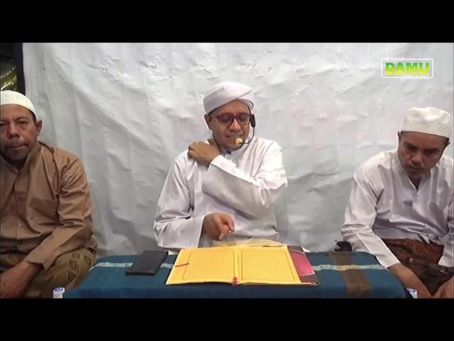 Pembacaan Maulid Habsyi dan Kajian Kitab Majaalisuts Tsaniyyah 2020-02-14