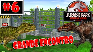 Jurassic Park Operation Genesis (Gameplay/PT-BR) - Grande Encontro! (#6)