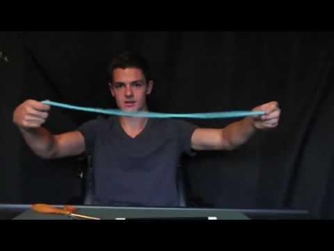 Cut And Restored Rope - Magic Trick