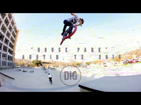DIG BMX - Austin House Park 2015