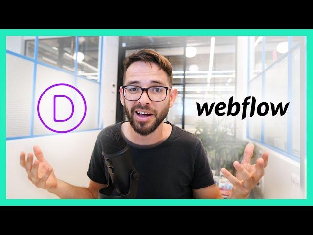 Divi VS Webflow