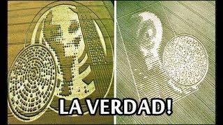 LA VERDAD SOBRE LOS CROP CIRCLES!!