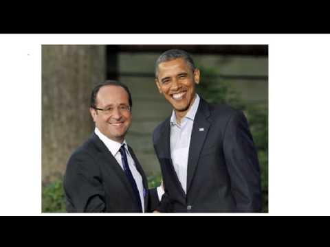 François Hollande Président de la République Française ouverture sur le monde