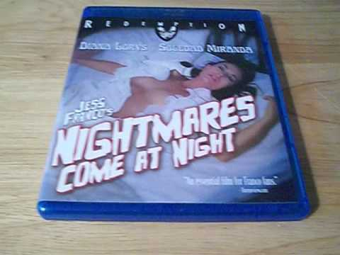 Nightmares Come At Night Blu-ray Review...