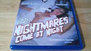 Nightmares Come At Night Blu-ray Review (Jess Franco) - Kino Redemption
