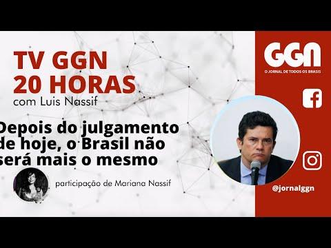 09.03.2021   TV GGN 20h: Depois de hoje, o Brasil não será mais o mesmo