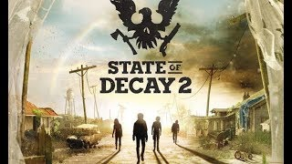 D.W.G Plays State of Decay 2 part 9. Plague Heart(2).