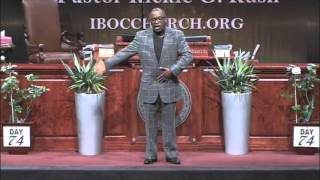 I Want To Be Alright - IBOC Church Dallas - Pastor Rickie G. Rush