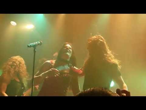 ReVamp & Mark Jansen - Disdain (live @ Tivoli De Helling Utrecht 07.09.2013) 10/10