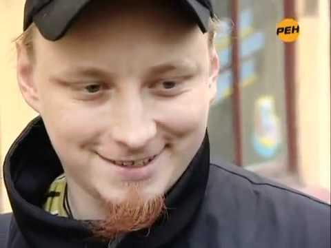 Передача 'Мошенники' РЕН-ТВ 13 (16.04.2011)часть 1 - Ржачные видео приколы