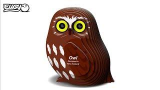 44 Owl Eugy Instruction