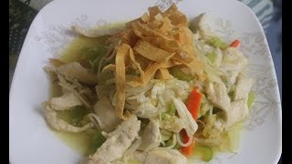 Chinese Chicken Chop Suey Recipe
