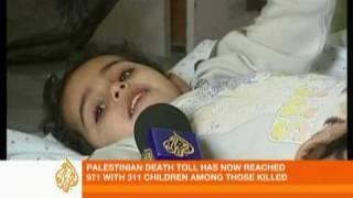 Gazans speak of life under Israeli fire - 13 Jan 09 thumbnail