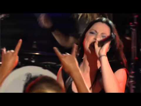 Evanescence - What You Want (Live Debut MTV 2011 ) - HD