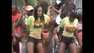 SHYNE feat Barrington Levy Bonnie & Shine 2000