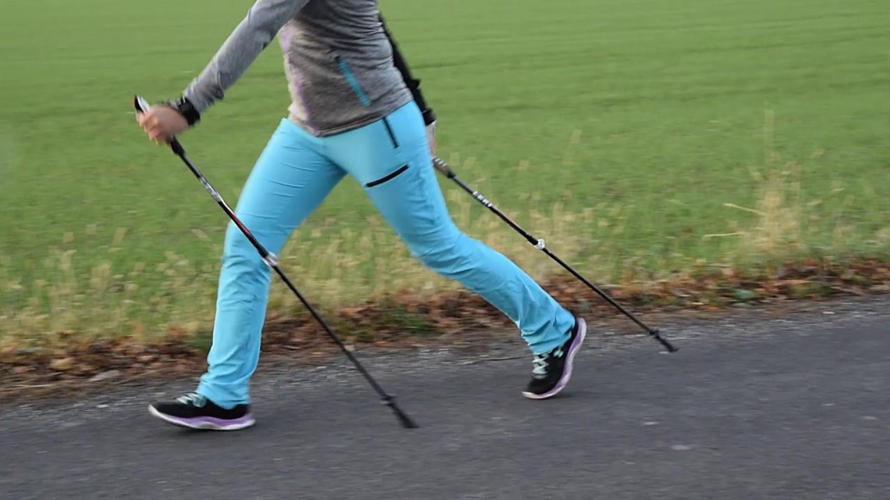 nordic walking richtige schuhe