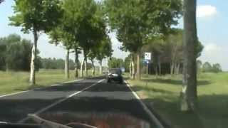 p.6 From Camping Romagna To Mirabilandia With Opel Astra Coupe In Summer Holiday Vacation Italy 2015