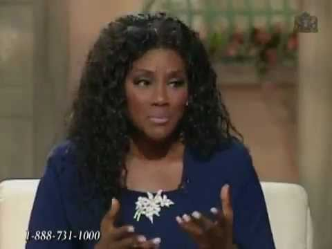 Juanita Bynum preached on TBN first scene.flv