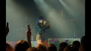 Tove Lo -01- Disco Tits (Live) Poolbar Festival at Feldkich Austria on 07Aug19