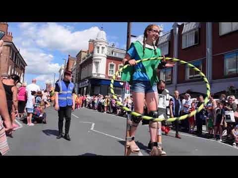 Stockton Carnival (SIRF) 2018.