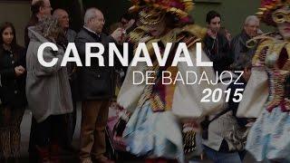 Desfile Comparsas Badajoz 2015 - Las Monjas