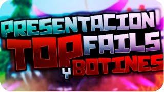 Presentacion Top botines y Top Fails Clash of Clans Podeis salir en el canal -Davidstar9x