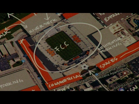 FC Cincinnati working with architect on soccer-only stadium