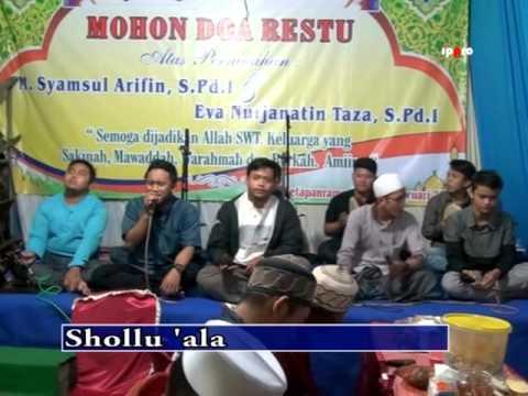 IQSAS Al Mukhtar Jamiyahan di Ketapanrame TRAWAS MOJOKERTO  14022016 Shollallaahu_Robbuna