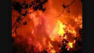 lake forest santiago canyon fire footage california full