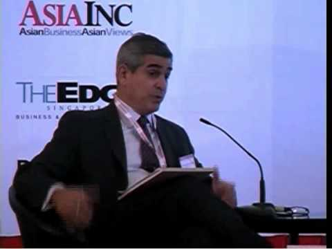 "Jaime Augusto Zobel de Ayala on ""Creating an attractive investment climate for ASEAN"""
