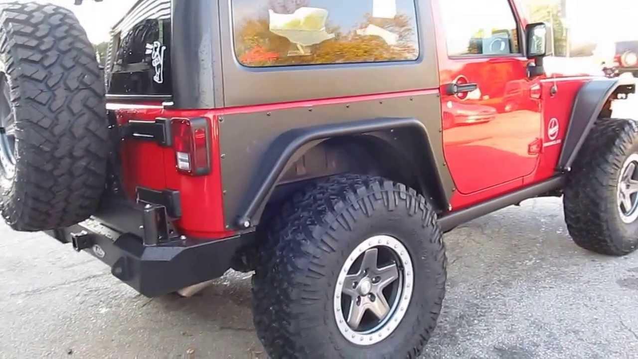 Mount Zion Offroad 2011 Jeep Jk Rubicon 2 Quot Lift 37 Quot Tires