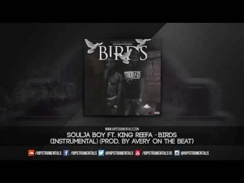 Soulja Boy Ft. King Reefa - Birds [Instrumental] (Prod. By Avery On The Beat)