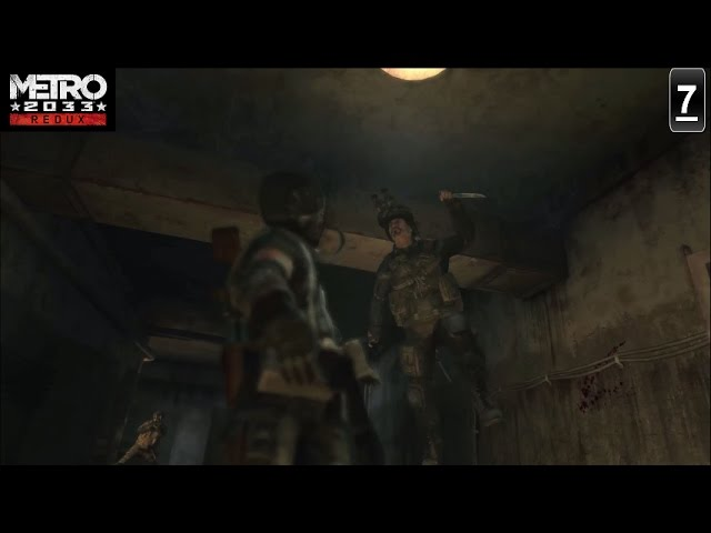 How do you Drive this Thing?!? ~ Metro 2033 Episode 7