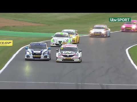 R30 in 120s | Brands Hatch GP | BTCC 2018