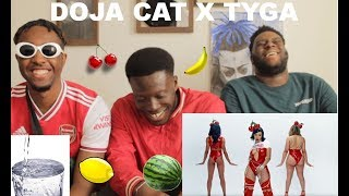 Download Doja Cat, Tyga - Juicy (Official Video) (REACTION) Thirst Levels High