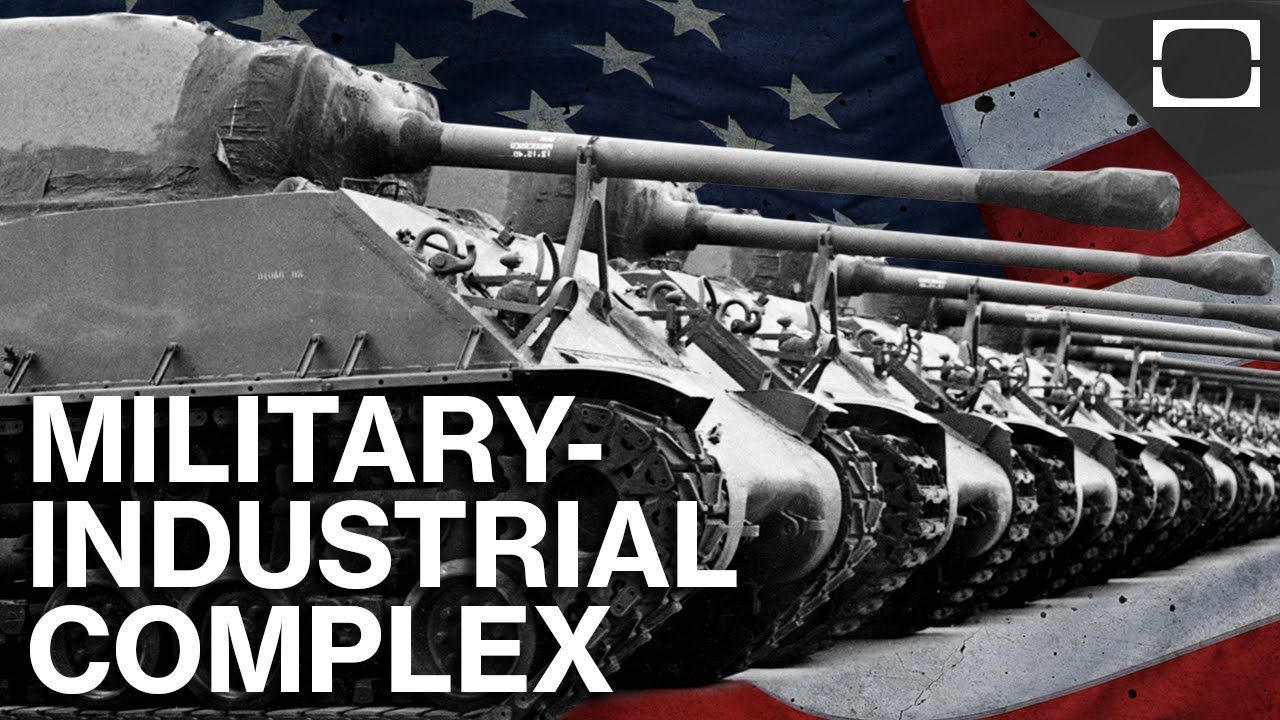 military industrial complex essay example