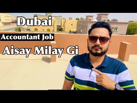 This is How You Will Get Accountant Job In Dubai