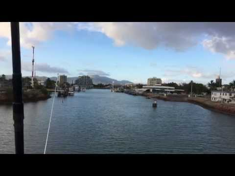 Magnetic Island to Townsville Ferry Ride 20140123