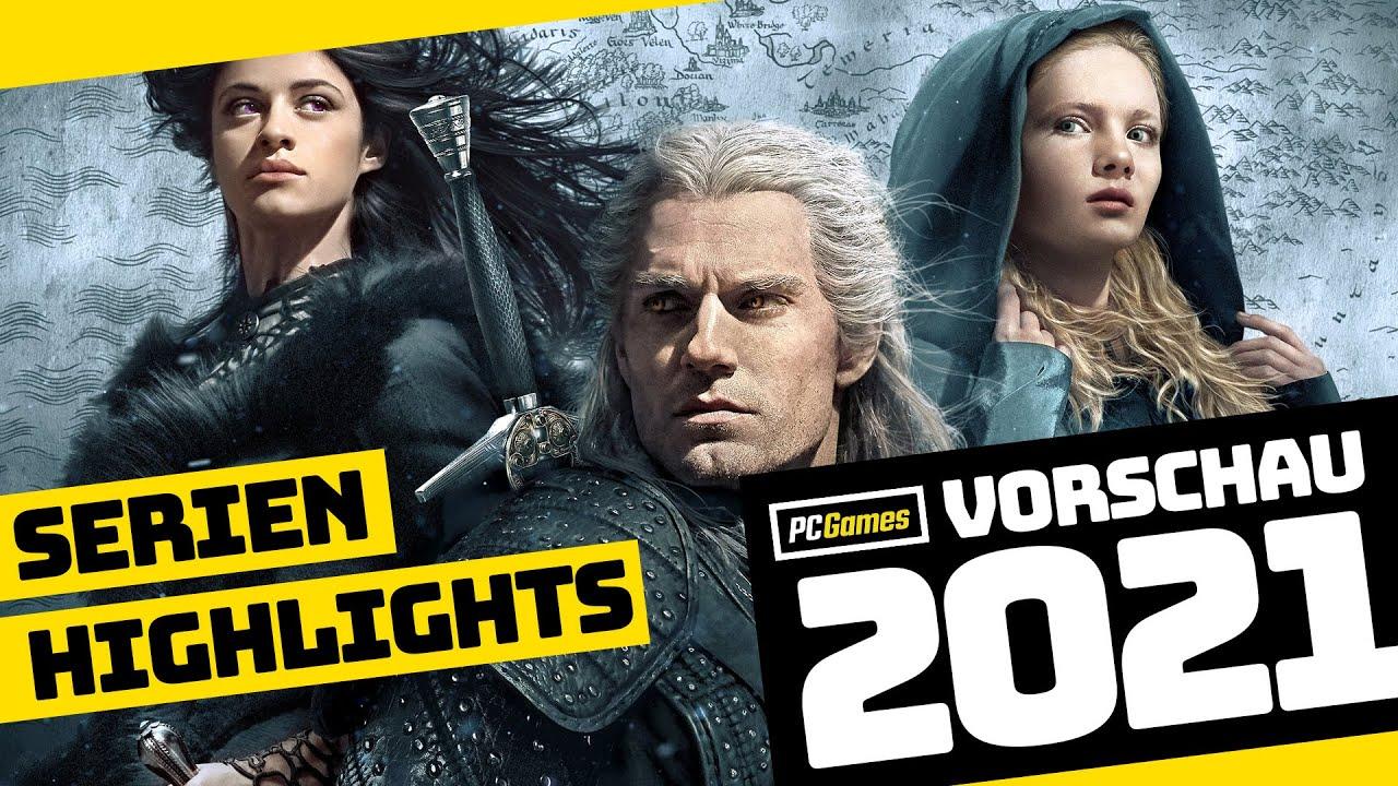 Download Die besten Serien 2021   Serien auf Netflix, Prime, Disney+ und Co.