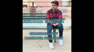 SIMMBA - Aankh Marey dance choreography | RANVEER SINGH | SARA ALI KHAN | NARENDER PRAJAPATI