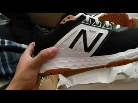 New Balance 3000v4 Turf - YouTube