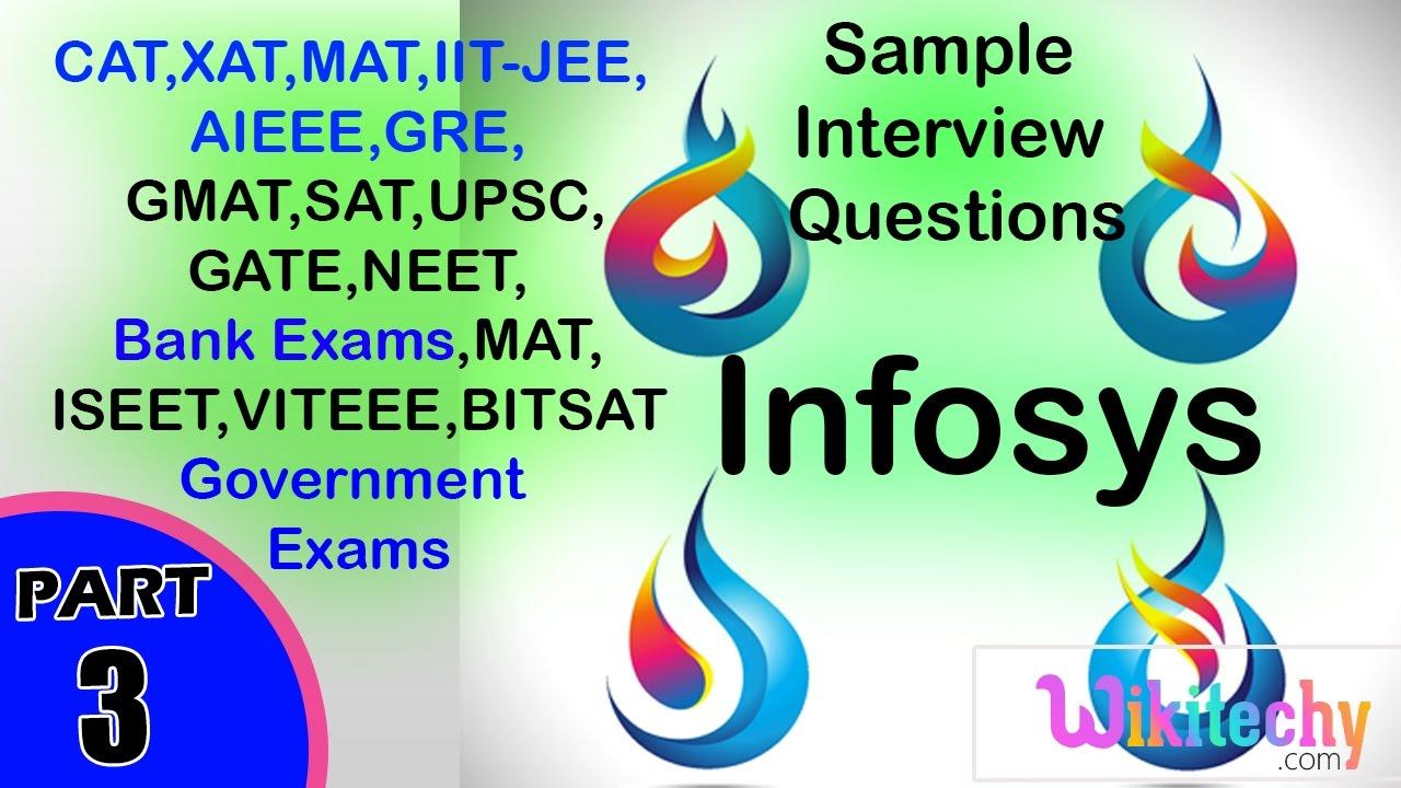 infosys aptitude test papers