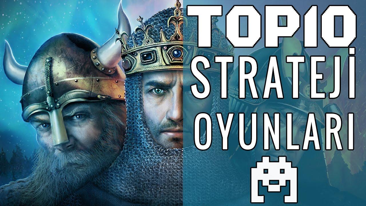 Strateji Konulu En Başarılı 10 Oyun