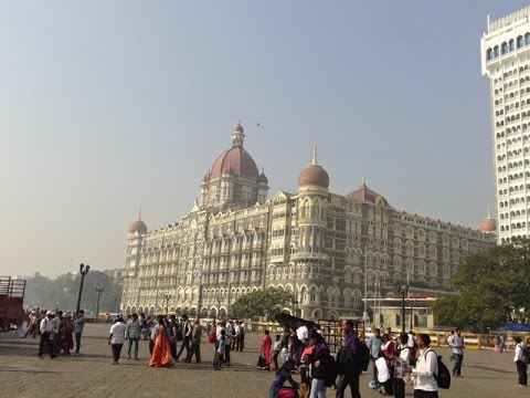 The Taj Mahal Palace Hotel, Mumbai, India