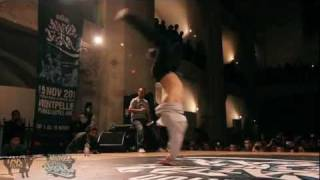 Braun BATTLE OF THE YEAR 2011 1on1 Official Recap | YAK FILMS
