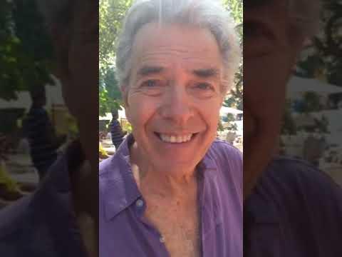 Jilliana in Cartagena interviewing Ted Buckwald #4. 29.1.18.