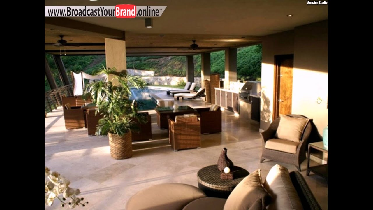outdoor k che lounge m bel terrasse gestalten youtube. Black Bedroom Furniture Sets. Home Design Ideas