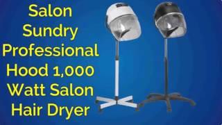 Best Standing Sit Under Hair Dryer Reviews (part 1)