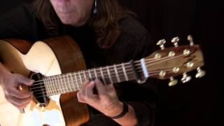 You Say it Best When You Say Nothing at All - Alison Krauss - Fingerstyle Guitar - Chapdelaine